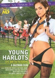 Young Harlots: In Detention Porn Movie