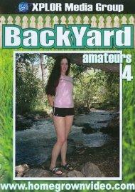 Backyard Amateurs #4 Porn Video