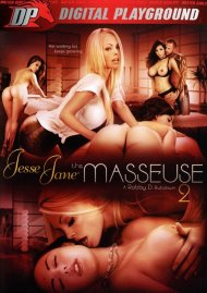 Masseuse 2, The (DVD + Blu-ray Combo) Porn Movie