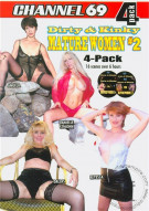 Dirty & Kinky Mature Women 4-Pack #2 Porn Movie