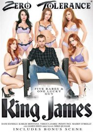 King James DVD Image from Zero Tolerance.