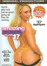 Amazing Asses Vol. 17 Porn Movie