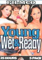 Young Wet & Ready 5-Pack Porn Movie