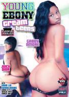 Young Ebony Teen Creams Porn Video