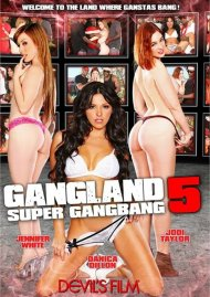 Stream Gangland Super Gang Bang 5 HD Porn Video from Devil's Film.