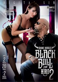 Shane Diesel's Black Bull For Hire 2 DVD Image from Digital Sin.