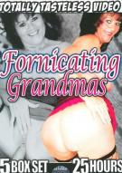 Fornicating Grandmas 5-Pack Porn Movie