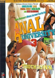 Anal University 3 Porn Video
