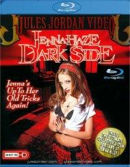 Jenna Haze Dark Side Movie Blu-ray Image from Jules Jordan Video.