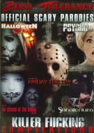 Official Scary Parodies: Killer Fucking Compilations Porn Movie