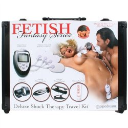 Fetish Fantasy Deluxe Shock Therapy Travel Kit Sex Toy
