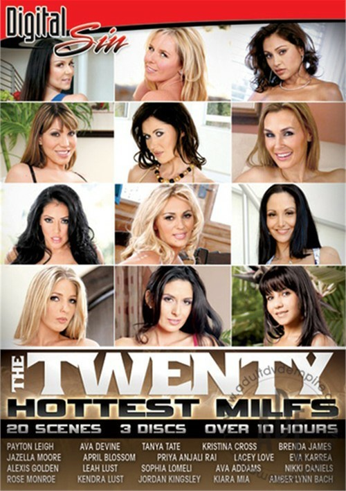 Twenty: The Hottest MILFs, The image