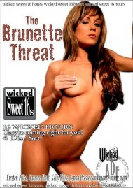 Brunette Threat, The Porn Movie
