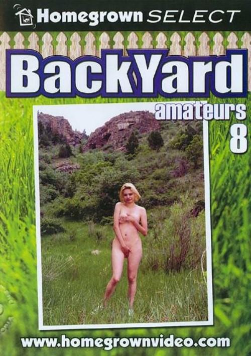 Backyard Amateurs #8