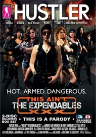 This Aint The Expendables XXX in 3D (2D Version) Porn Video