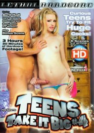Teens Take It Big #4 Porn Movie