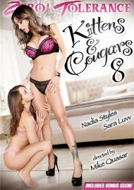 Kittens & Cougars 8 DVD Image from Zero Tolerance.