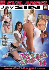 Stream TS Playground 14 HD Porn Video from Evil Angel!