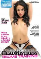 Porno Professor 6: Head Mistress' 3Some Training Porn Video