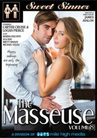 The Masseuse 8 DVD Image from Sweet Sinner.