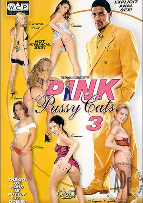 Pink Pussy Cats adult DVD, Pink Pussy