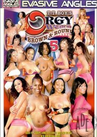 Orgy World: Brown & Round 5 Porn Movie