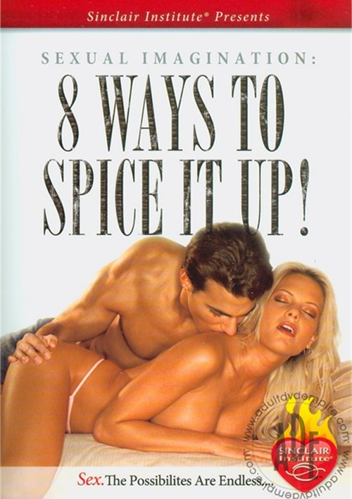 ways to spice up your sex