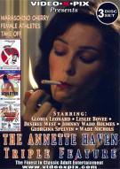 Annette Haven Triple Feature, The Porn Video