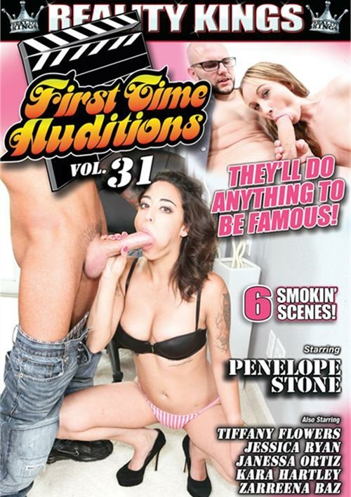 Сначала Пробы #31 / First Time Auditions #31 (2014) DVDRip