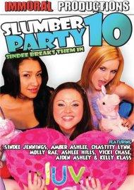 Slumber Party 10 Porn Video