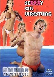 Sexxxy Oil Wrestling Porn Video