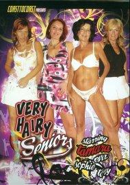 Very Hairy Seniors Porn Movie