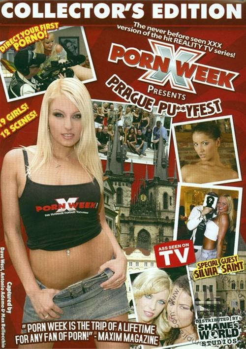 Porn Week: Prague Pussyfest DVD Porn Movie Image