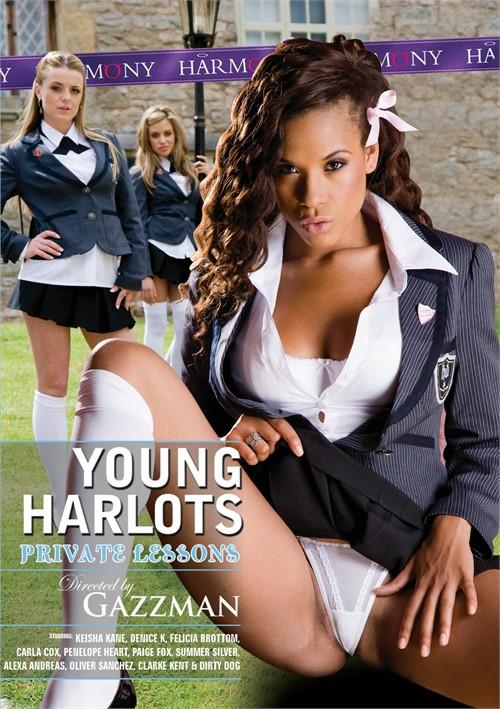 Young harlots