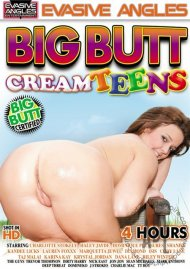 Big Butt Cream Teens Porn Video