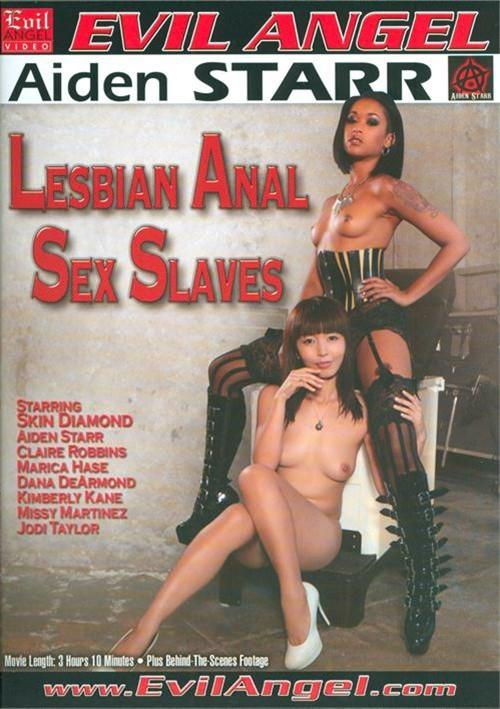 ���������� �������� ����-������ / Lesbian Anal Sex Slaves (2014) DVDRip
