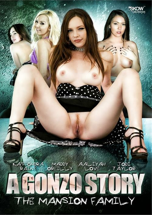 История Гонзо: Семейный Особняк / A Gonzo Story: The Mansion Family (2015) DVDRip