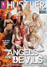 Angels And Devils DVD Image from Hustler!