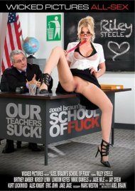 Axel Braun's School Of Fuck Porn Video from Wicked Pictures.