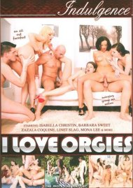 I Love Orgies Porn Video