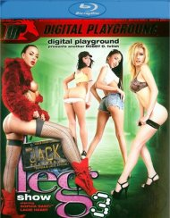 Jacks Playground: Leg Show 3 Blu-ray