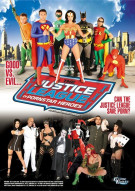 Justice League of Pornstar Superheroes Porn Movie