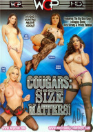 Cougars: Size Matters! Porn Video