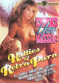 Chicks You Missed: Hotties Of Retro Porn Porn Movie
