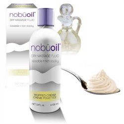 Nobuoil: Whipped Cream Dry Massage Fluid - 60ml Sex Toy