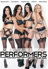 MILF Performers Of The Year 2015 DVD Image from Elegant Angel.