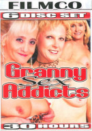 Granny Sex Addicts 6-Disc Set Porn Movie