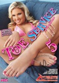 Toe Service #5 Porn Movie