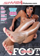 Foot Prints Porn Video