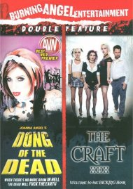Craft XXX, The/ Dong Of The Dead Double Feature Porn Movie